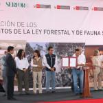 Gobierno peruano reglamenta Ley Forestal y de Fauna Silvestre