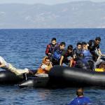 Grecia: guardacostas rescatan en cuatro operaciones a 171 refugiados