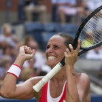Abierto EEUU: italiana Vinci da la sorpresa al eliminar a Serena