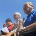 Congreso ANP: dirigentes periodistas son recibidos en Urubamba