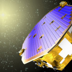 """Presentan satélite europeo de exploración espacial: """"Lisa Pathfinder"""""""