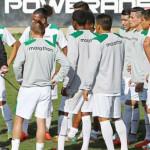 Bolivia: militares dan charlas de motivación a la selección de fútbol