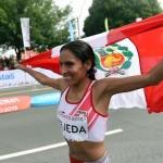 Gladys Tejeda habilitada para estar en las Olimpiadas de Río 2016