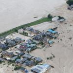 Japón: 100.000 evacuados por las peores inundaciones en décadas