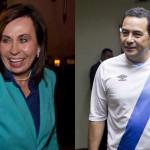 Guatemala: TSE confirma a Sandra Torres rival de Jimmy Morales