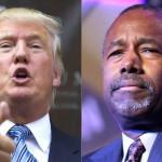 Elecciones EEUU: Trump y Carson despuntan, Bush y Clinton en baja