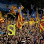 Cataluña: independentistas obtendrían mayoría absoluta el 27
