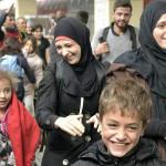 Austria confirma la llegada de 6.500 refugiados y esperan más