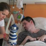 Eutanasia: piden mantener vivo a paciente símbolo en Francia