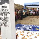 Gobierno dispuso 320 millones de soles como reparaciones a víctimas de violencia