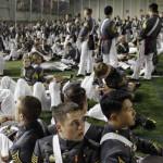West Point: pelea de almohadas entre cadetes deja 30 heridos