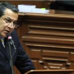 Gustavo Adrianzén: oposición presenta moción de censura tras interpelación