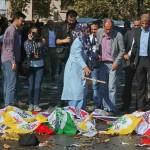 Turquía: a 97 sube cifra de fallecidos tras brutal atentado