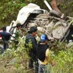 La Libertad: 8 profesores mueren en accidente de tránsito