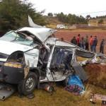 Nueve muertos tras accidentes en carreteras de Cusco y Puno