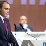 FIFA: príncipe Ali Bin Al Hussein formaliza candidatura a presidencia