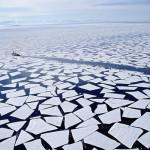 Deshielo de la Antártida hará subir el nivel del mar hasta tres metros