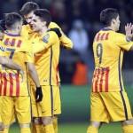 Barcelona gana 2-0 a BATE Borisov y lidera grupo 5 de la Champions