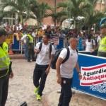 Perú vs Colombia: bicolor reconoció césped del estadio de Barranquilla