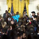 Buena Vista Social Club le pone música a la Casa Blanca (Video)