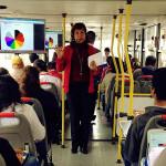 Más de 500 jóvenes aprenden inglés gratis en bus de Región Callao