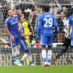 José Mourinho y Chelsea se van a pique en la Liga Premier