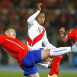 André Carrillo y  Luis Advíncula convocados para choques ante Paraguay y Brasil