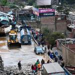 Senamhi: Pocas probabilidades de huaicos o desbordes en Chosica