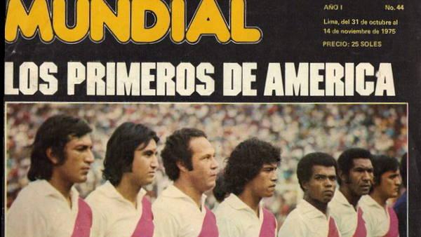 Selección peruana: a 40 años del último título Sudamericano (I)
