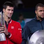 Clasificación ATP: Djokovic bate récord y Tsonga entre los 10 mejores