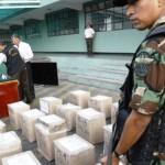 Pucusana: Decomisan más de 130 kilos de droga en garita de control