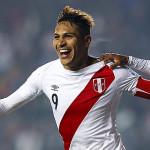 Paolo Guerrero podría convertirse en el máximo goleador de Perú