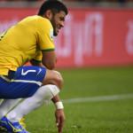 Eliminatoria Rusia 2018: 'Hulk' lesionado no podría jugar ante Perú