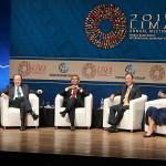 """Ollanta Humala: """"Perú avanza en alcanzar metas del 2030"""""""