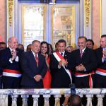 Humala juramenta a Francisco Dumler como ministro de Vivienda