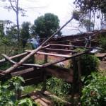 Cusco: Viviendas colapsaron por vientos fuertes