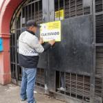 La Victoria: clausuran bares y cantinas sin licencia de funcionamiento
