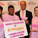 Liga Contra el Cáncer lanza productos rosa