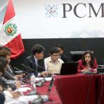 MIMP logra acuerdos para atender contaminación ambiental