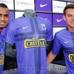 Alianza Lima alista uso de camisetas moradas en octubre