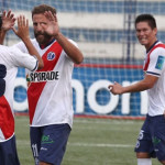 Aurich gana y Municipal empata en el Torneo Clausura