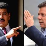 Santos y Maduro se reunirán este jueves para analizar situación de la frontera