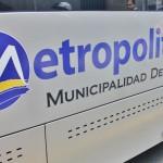 Metropolitano: conoce el horario especial para 8 y 9 de octubre
