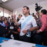 Cómico Jimmy Morales es elegido presidente de Guatemala