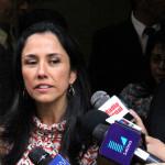 Nadine Heredia critica a José Chlimper y Vladimiro Huaroc