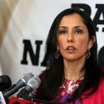 """Nadine Heredia: """"Agendas no tienen que ver con corrupción"""""""
