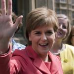 Sturgeon pide el apoyo al SNP para lograr un tercer mandato