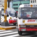 Multan a empresas de transporte por no respetar medio pasaje