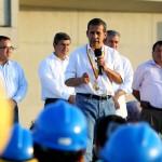 Día del Trabajo: Ollanta Humala saluda a trabajadores peruanos