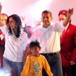 Ollanta Humala y Nadine Heredia defienden logros del nacionalismo